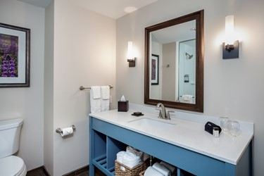 Guest Room Bathroom Vanity